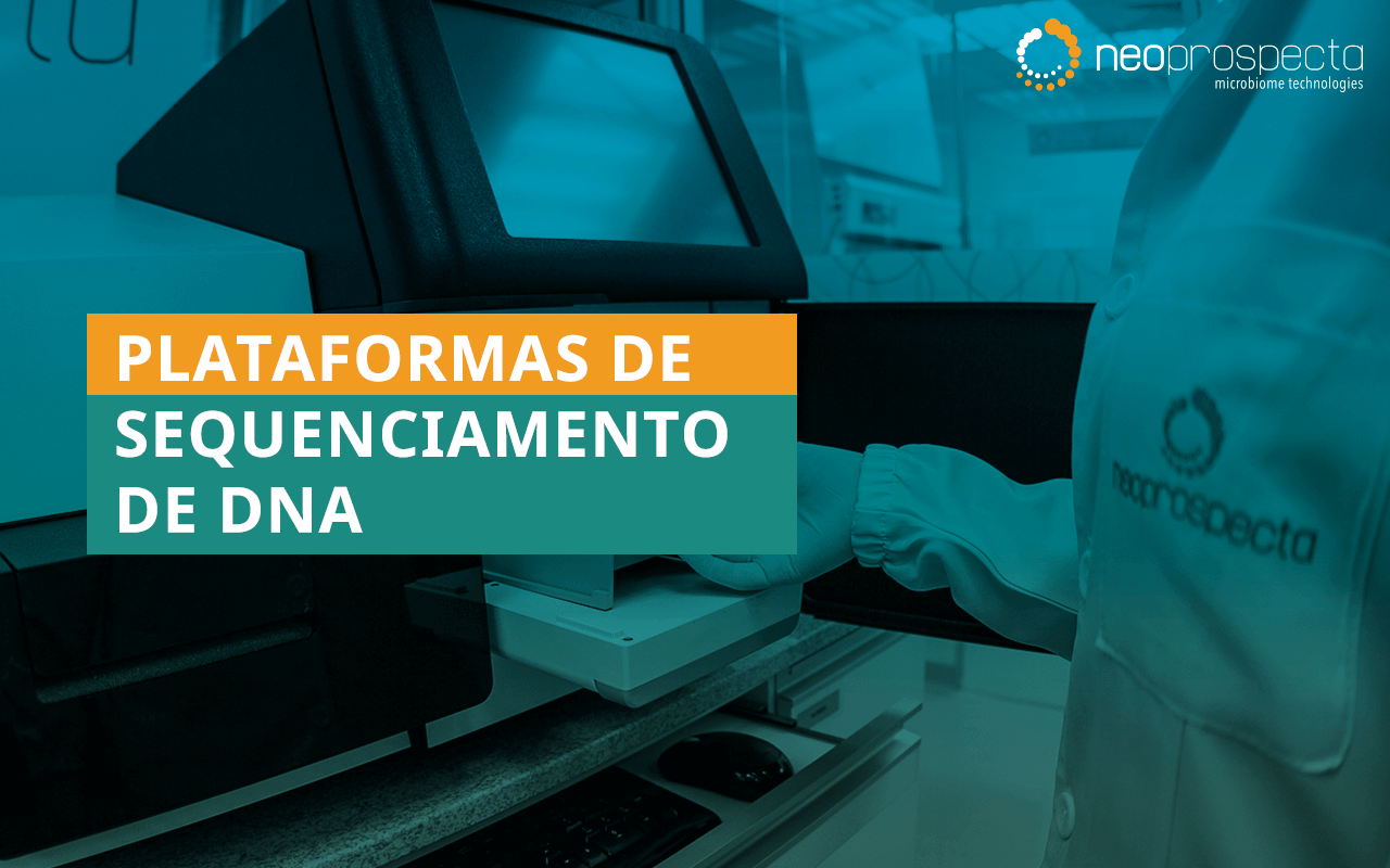Plataformas de sequenciamento de DNA