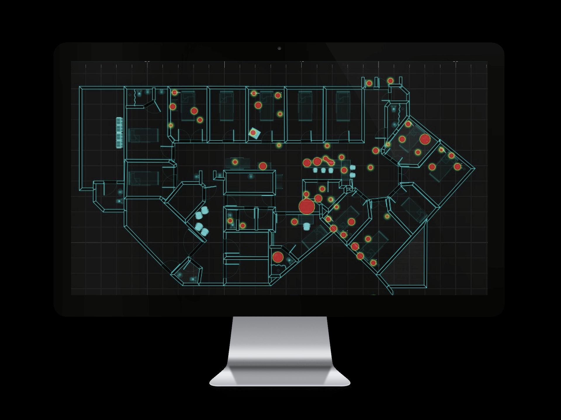 Mapa de Risco como ferramenta educacional em instituições de saúde