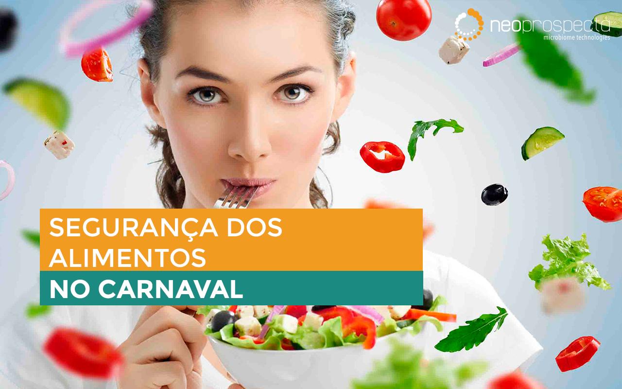 Segurança dos Alimentos no Carnaval