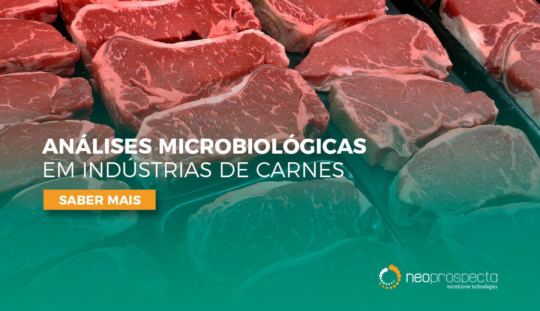Análises Microbiológicas em Indústrias de Carnes