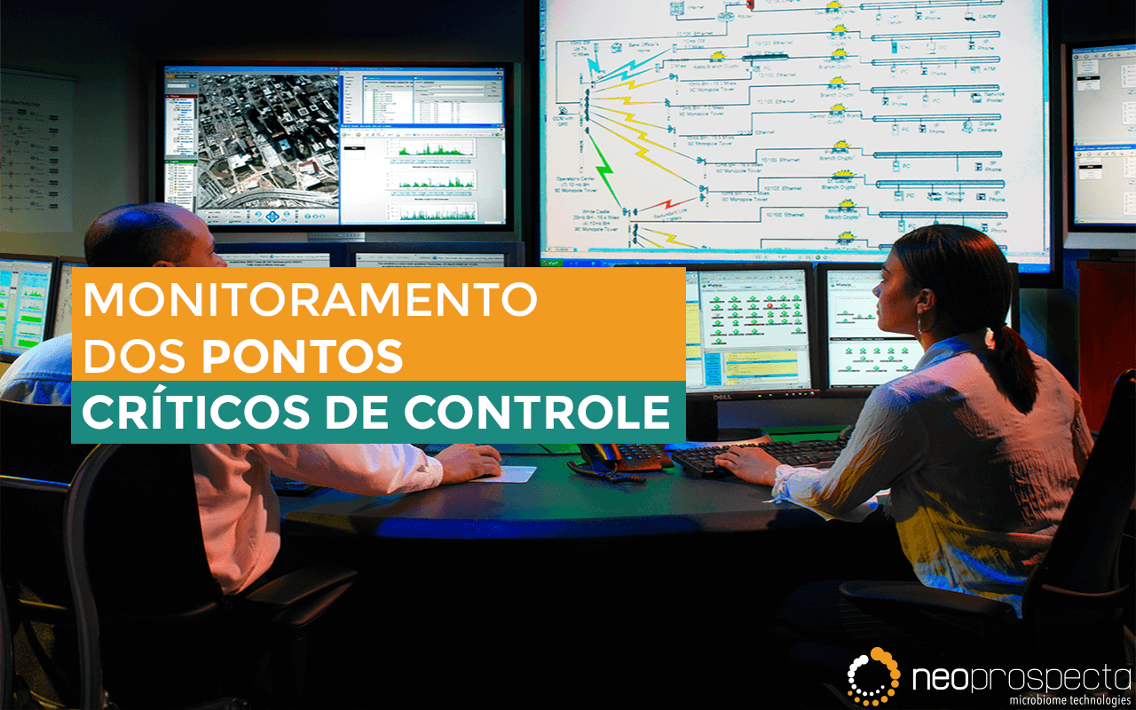 Monitoramento dos Pontos Críticos de Controle
