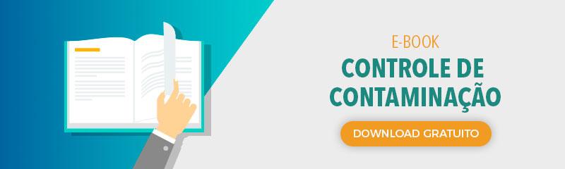 Ebook Controle de Contaminação para evitar recall