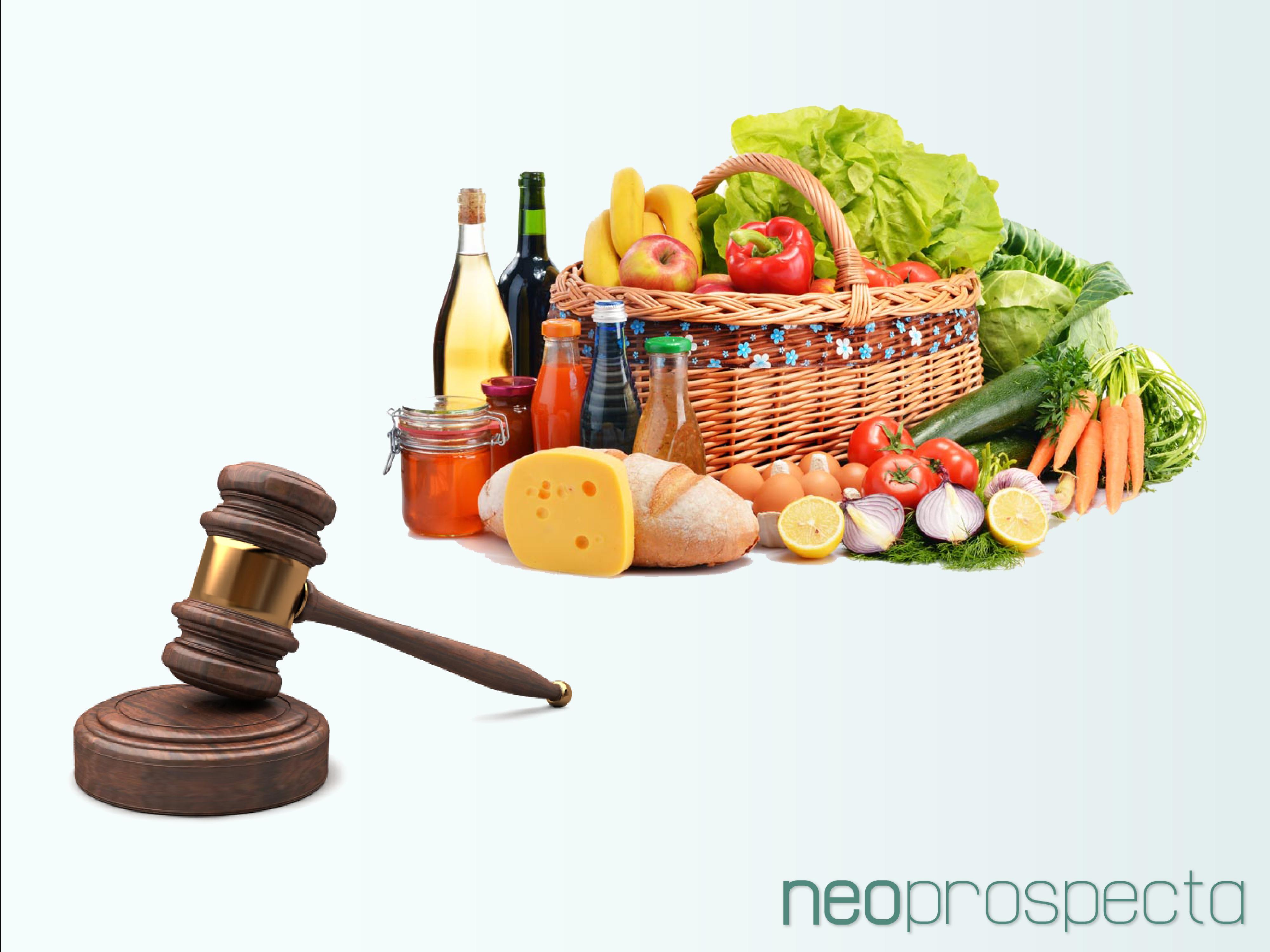 Legislação e biologia molecular na indústria de alimentos