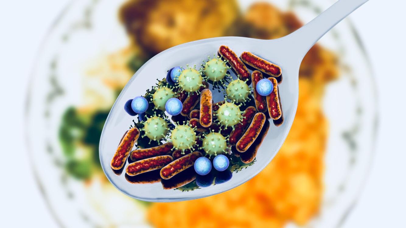 Surtos e intoxicação alimentar: Como a biologia molecular pode desvendar as causas de um surto?