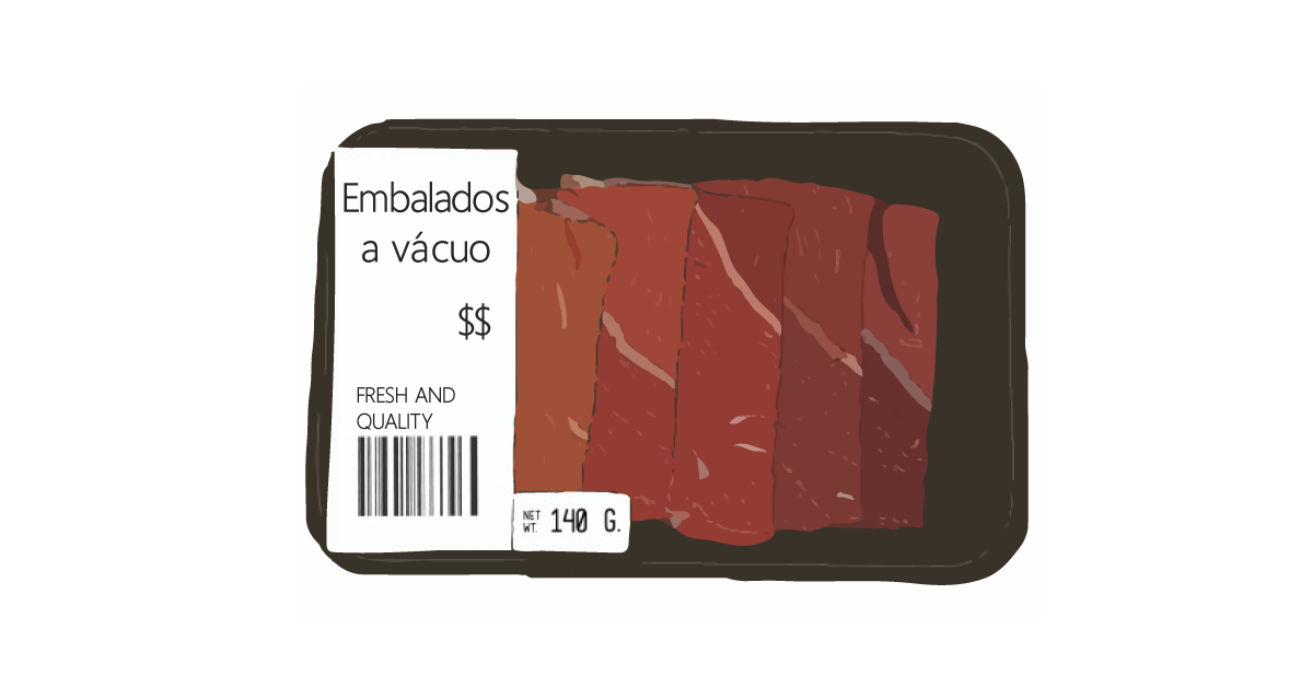 Carne embalada a vácuo: Conservação, deterioração e microrganismos contaminantes.