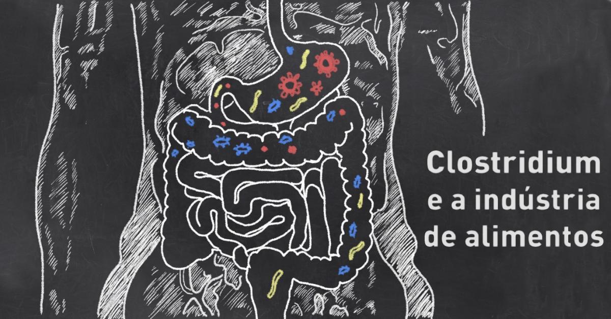 Clostridium, infecção alimentar e os perigos para a indústria de alimentos.