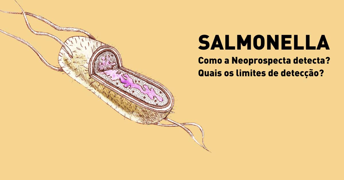 Salmonella: Como a Neoprospecta detecta? Quais os limites de detecção?