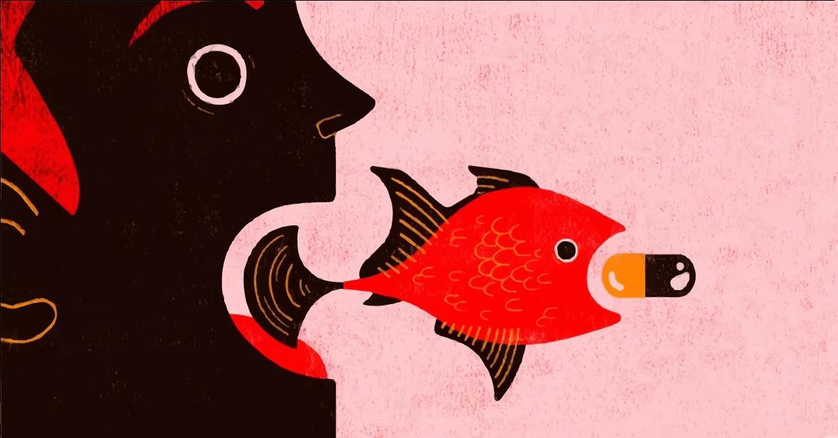 Patógenos e ingestão de pescados