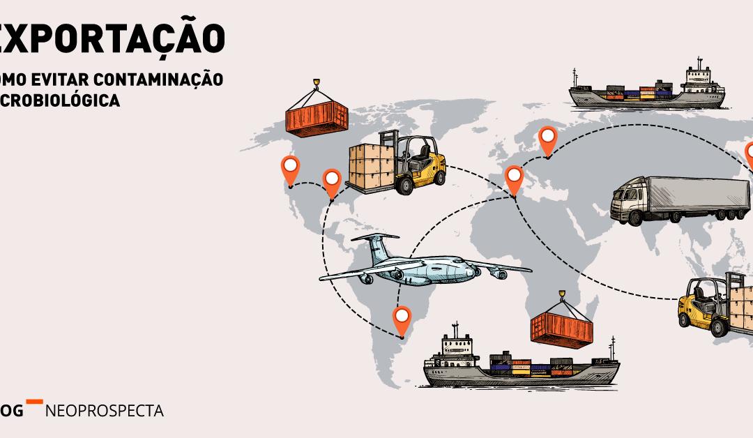 Exportação: competitividade e contaminação microbiológica