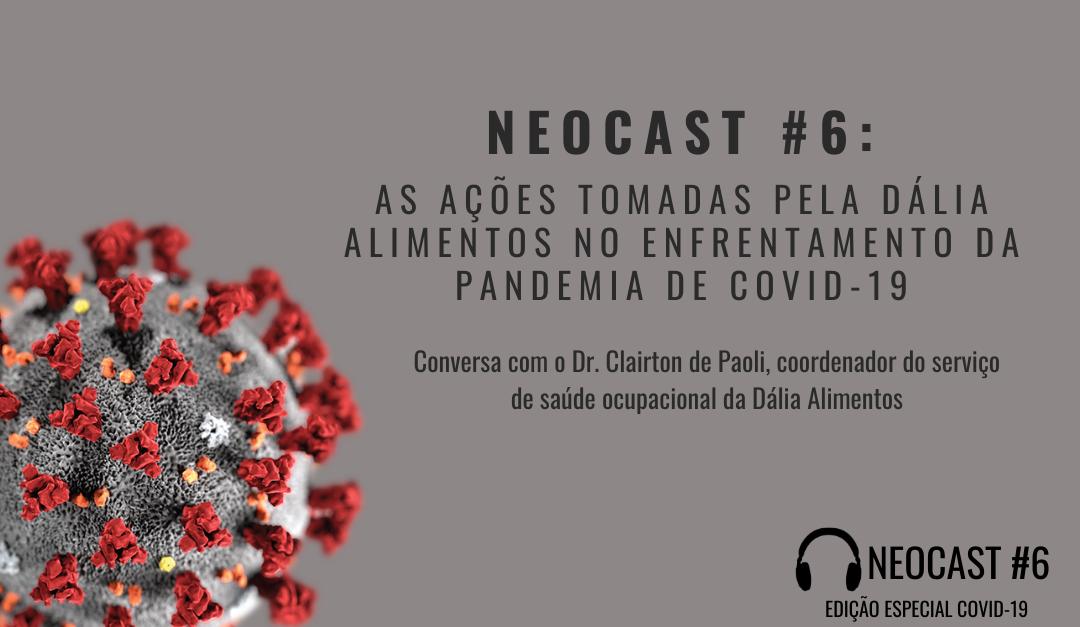 NeoCast #6: Edição especial COVID-19